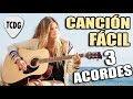 Canci N F Cil En Guitarra Para Principiantes Cielito Lindo  Solo 3 Acordes
