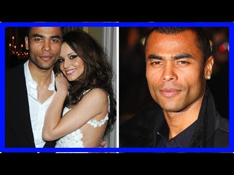 Cheryl's ex Ashley Cole 'becomes dad for second time' to baby girl
