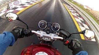 5. Honda 919 vs Harley Sportster