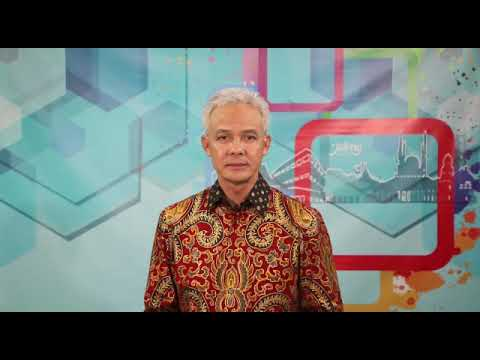 Ucapan HUT Polkesta Dari Gubernur Jawa Tengah