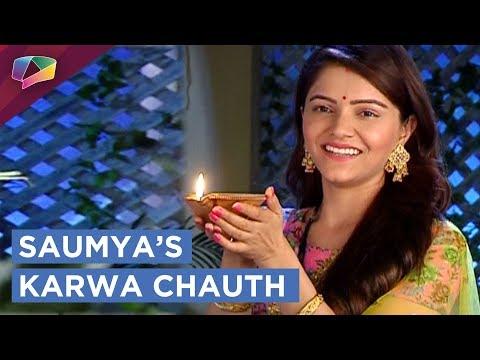 Saumya's Dramatic Karwa Chauth | Shakti