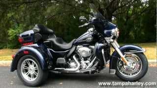 9. 2013 Harley-Davidson Trike Tri Glide FLHTCUTG