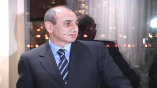 NK President Bako Sahakyan in NY