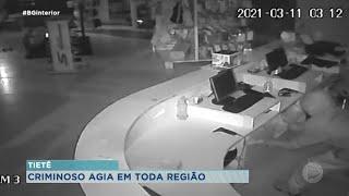 Preso suspeito de cometer roubos em Tietê e região