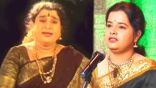 Dr.Nagavalli Nagaraj&her Daughter-Vocal Duet-Sogasuga Mrudanga