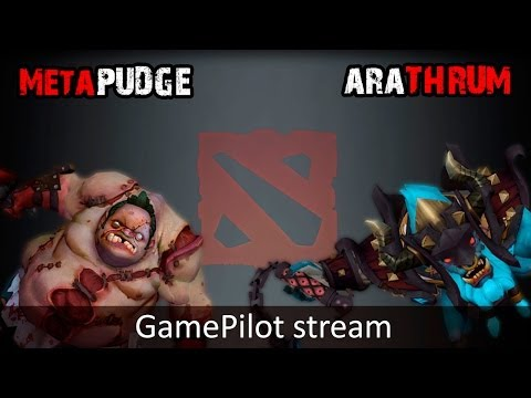 GamePilot stream 14.03 MetaРudge + ARAthrum