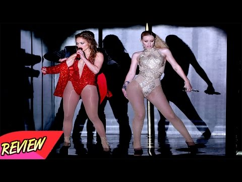 Jennifer Lopez ft Iggy azalea Booty Performance AMA 2014 American music Awards 2014 (Review)