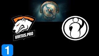 VP vs IG Highlights IG vs VP Highlights Game 1 Virtus.pro vs Invictus Gaming Highlights Game 1 The International 2017 Dota 2...