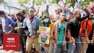Video Unjuk rasa Aliansi Mahasiswa Papua di Surabaya berlangsung ricuh MP3, 3GP, MP4, WEBM, AVI, FLV Maret 2019