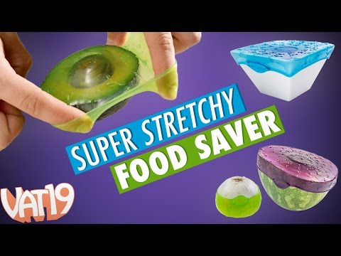 alternative - Buy here: http://www.vat19.com/item/cover-blubber-super-stretchy-food-saver?adid=youtube Please subscribe to our channel: http://www.youtube.com/user/vat19com Hundreds more curiously awesome...