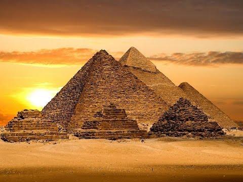 svelato il mistero delle piramidi?