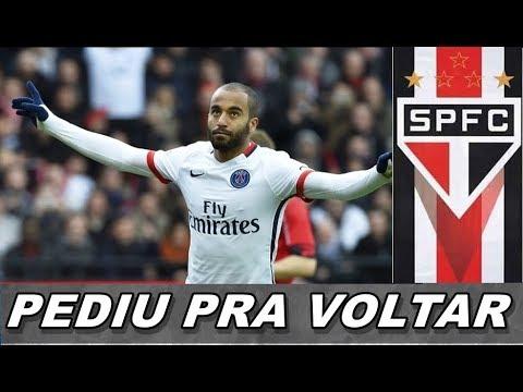 LUCAS MOURA PEDE QUE KAKA VOLTE AO SÃO PAULO (видео)
