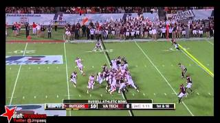Brandon Coleman vs Louisville, Virginia Tech, Cincinnati (2012)