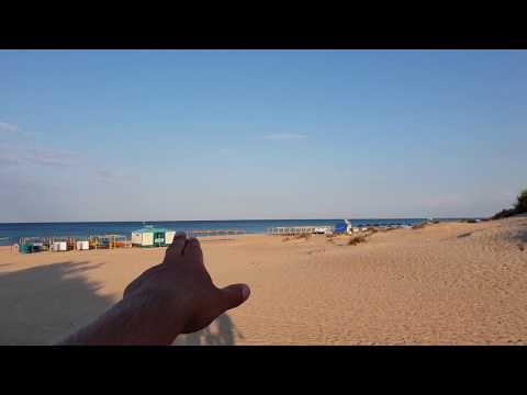 Черное море - 6.40 утра - 9.08.2018 - ПОЗИТИВ - воду дали