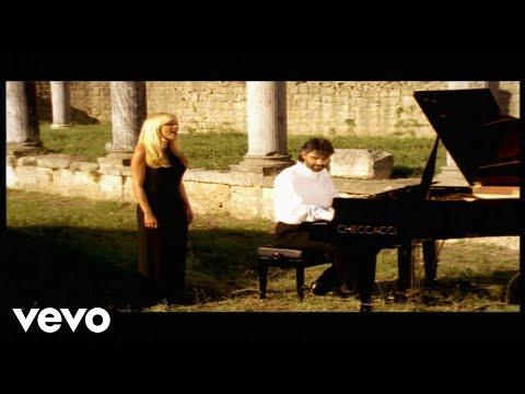 Andrea Bocelli & Marta Sanchez - Vivo Por Ella