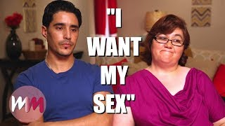 Video Top 10 Most Awkward Moments from 90 Day Fiancé MP3, 3GP, MP4, WEBM, AVI, FLV Juni 2018