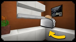 ✔ Minecraft: How to make a Toaster