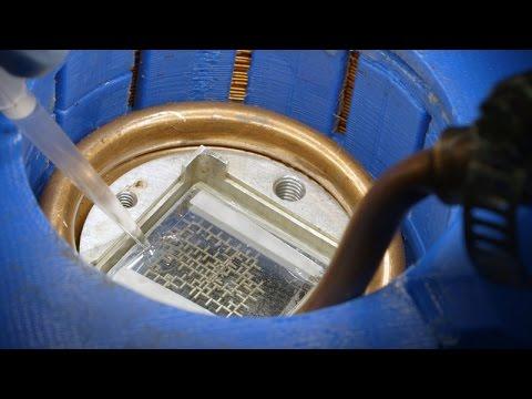scoperta sensazionale: il primo computer funzionante ad acqua!