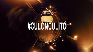 Cartel de Santa  Culón Culito VIEJOMARIHUANO