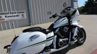 2. SALE $12,999:  2016 Kawasaki Vulcan 1700 Vaquero ABS Overview and Review