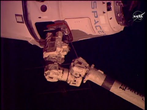 Raw: Espresso Machine Arrives at Space Station