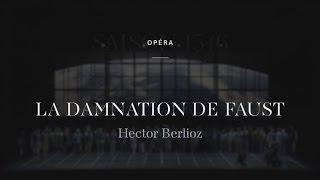 Осуждение Фауста. Спектакль в кинотеатре. Парижская опера (суб/sub)