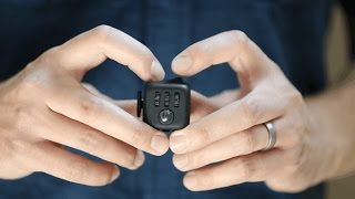 Official Assembly/Disassembly Demonstration - Fidget Cube Dice Anxiety Stress Relief Decompression Focus Toy