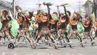 Tribu Salognon { DINAGYANG 2016 } Complete Video