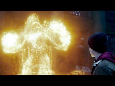 Billy Batson becomes Shazam   Shazam! [4k, HDR]