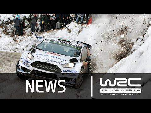 Vídeo resumen tramos 1 – 5 WRC Rallye Montecarlo 2015