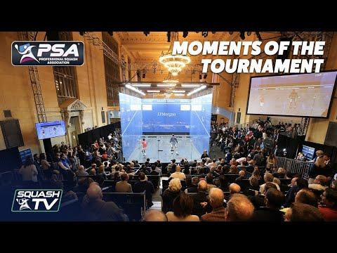 Squash: J.P. Morgan Tournament of Champions 2020 - Moments of The Tournament