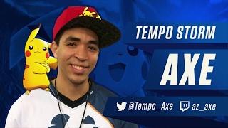 Tempo Storm Axe Combo Video