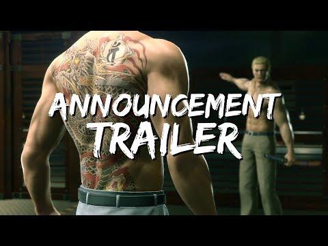 Yakuza Kiwami 2 Announcement Trailer (Extended Cut) de Yakuza: Kiwami 2