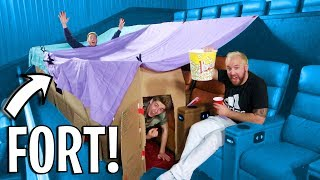 Nonton Movie Theater Blanket Fort  Film Subtitle Indonesia Streaming Movie Download