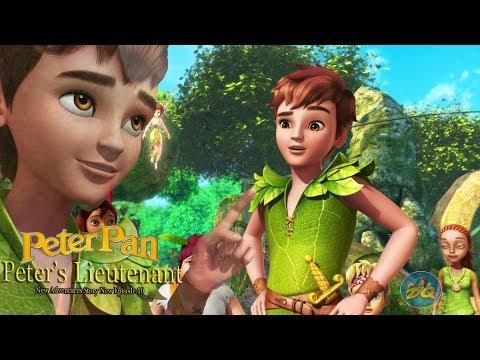 Peter pan Season 2 Episode 10 Peter's Lieutenant  | Cartoon |  Video | Online
