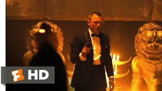 Video Skyfall (4/10) Movie CLIP - In the Dragon's Den (2012) HD MP3, 3GP, MP4, WEBM, AVI, FLV Mei 2019