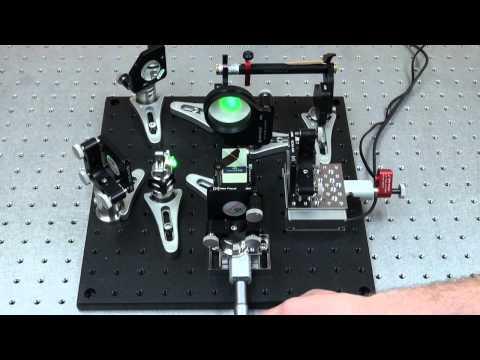 Picomotor™ ピエゾリニアアクチュエータ