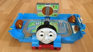 Video Rare Thomas and Friends Toy Trains Case and Play Area with 18 Trains, Disney Cars Egg Surprise MP3, 3GP, MP4, WEBM, AVI, FLV September 2017