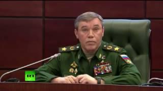 МО: Авианесущая группировка во главе с «Адмиралом Кузнецовым» начинает переход в Североморск