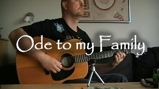 Ode to my family - The Cranberries | fingerstyle guitar (with tabs) Video