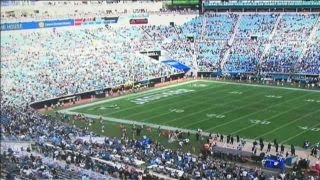 NFL plagued by empty stadiums seats
