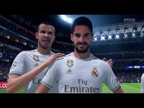 FIFA 20 demo game play - by gaming mafia  | Real Madrid vs Liverpool