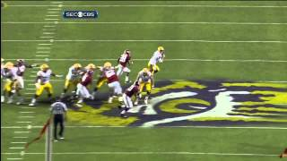 Dee Milliner vs LSU (2012)