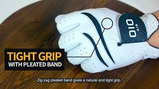 video thumbnail OIO golf glove youtube