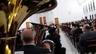 Download Lagu Ensaio Cabreúva hino 257 Remiu-nos Por Graça Mp3