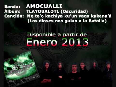 AMOCUALLI - Me to