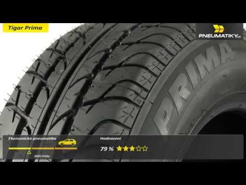 Youtube Tigar Prima 205/55 ZR17 95 W XL Letní