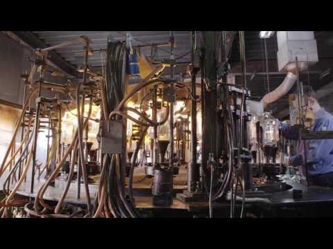 TIGER 保溫杯生產過程大追蹤