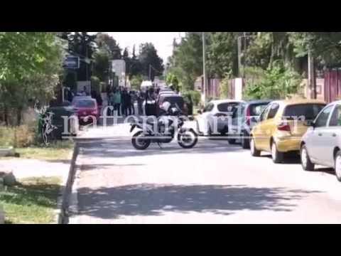 Γλυκά Νερά: Ένας νεκρός από πυροβολισμούς έξω από δημοτικό σχολείο