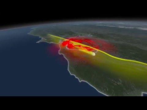 Computer Simulation of an Earthquake | California Academy of Sciences
